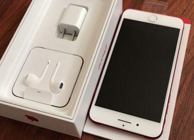 AppleIphone7plus256gbRed41558045637